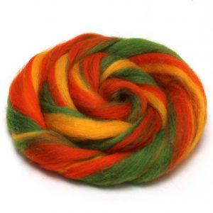 oranžovožlutozelené