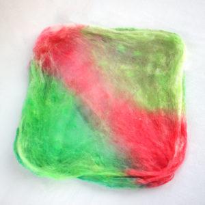 barevné silk hankies